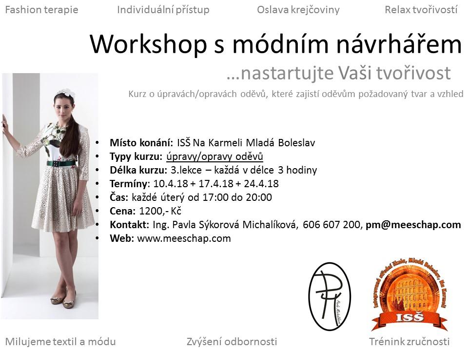 workshop Mladá Boleslav